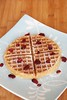 Thumbnail image for Eggless Wholewheat Waffles