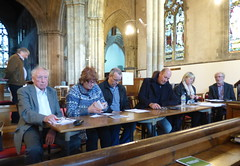 HedFest top table