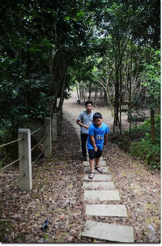 火燒寮山登山步道 1