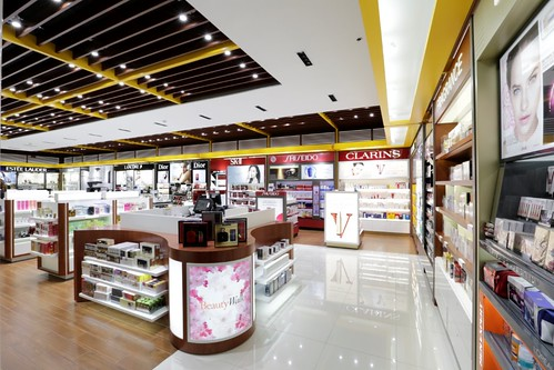 T3 Departure Cosmetics