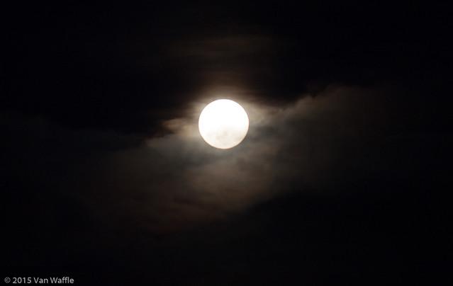Canada Day full moon