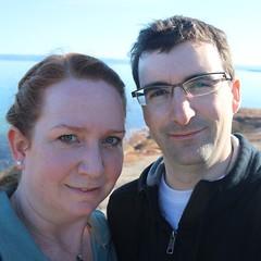Honeymooners at Honeymoon Bay. #jlhoneymoon