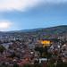 The best view of Sarajevo a restaurant can give you : Restoran Park Prinčeva [EXPLORED] by ekidreki