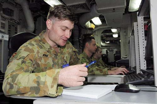U.S., Australian Forces 'On Board' for Talisman Sabre