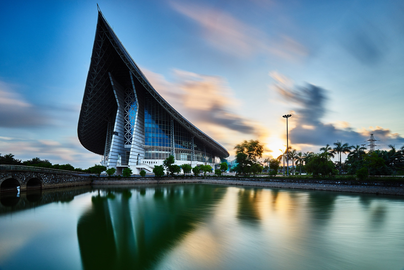 Nhà cánh diều- biểu tượng của thành phố Hải Phòng