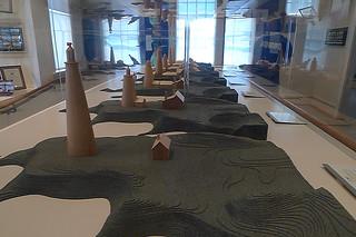 Maine - Portland Head Light museum 1