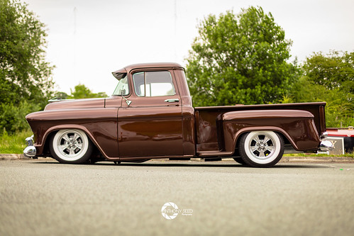 Chevy Pick-Up at Unphased July
