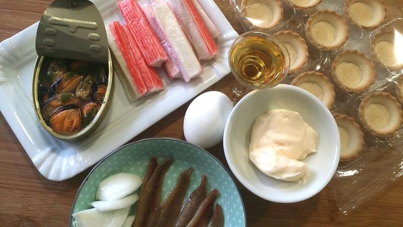 Ingredientes paté de cranca