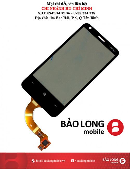 Chỗ có uy tín chuyên sửa chữa mặt kính Lumia 625 giá rẻ ở Sài Gòn