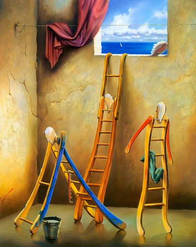 Vladimir Kush - Adult Games