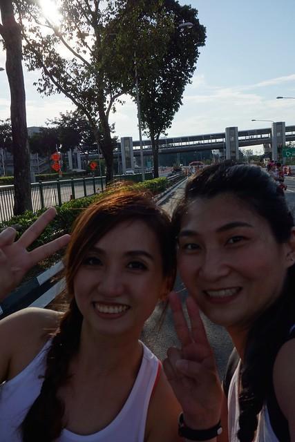 Estella & me! Friends since poly days!