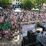 Crowd - Preston FamilyFest 2015