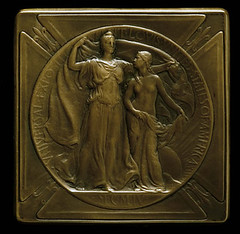 Louisiana Purchase Exposition medal obverse