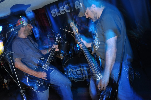 Electric Magma at House of Targ