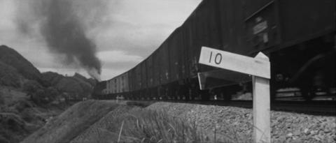 54−磐越東線の上り勾配10‰と貨物列車