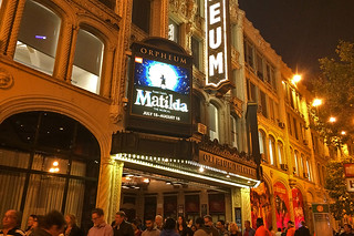 Matilda - Orpheum Theatre