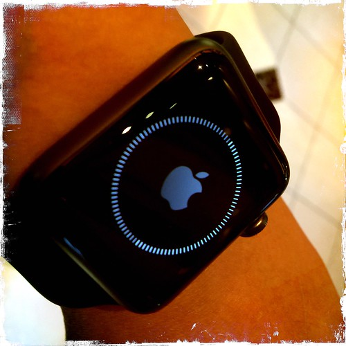 day210: my Apple Watch