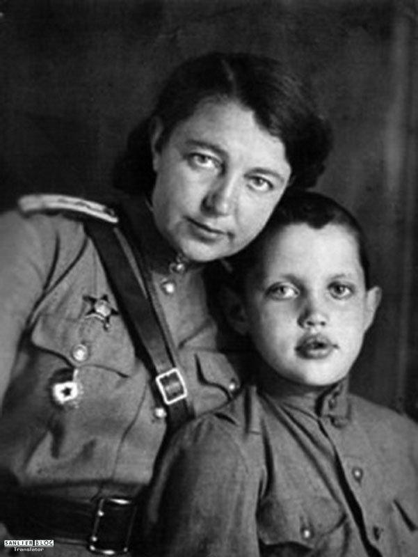 苏联名人家庭照片13