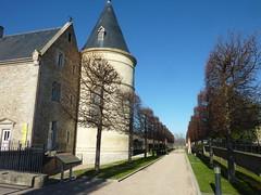 Bauthéon.Le château de Bauthéon.5