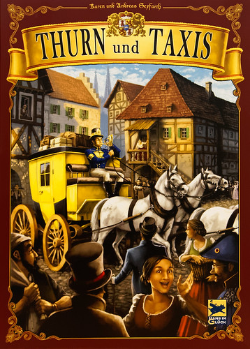 Thurn und Taxis ( 郵便馬車 )