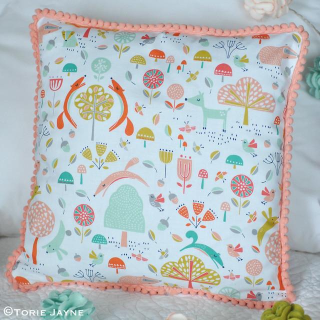 Phoebe's cushion