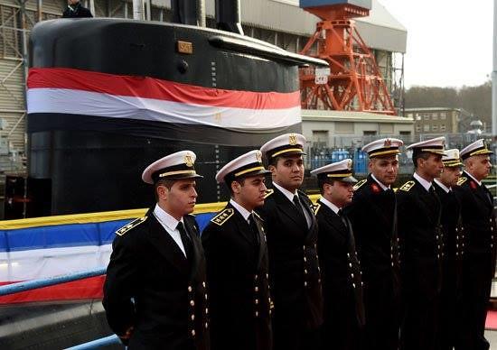 غداً ... رفع العلم المصري علي الغواصة Type 209/1400  وإعلان انضمامها للقوات البحرية المصرية  31484803261_c85b4c5a01_b
