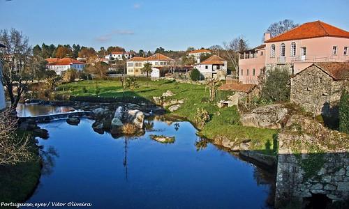 Rio Dinha - Mosteiro de Fráguas - Portugal