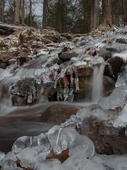 Waterfall vs Winter