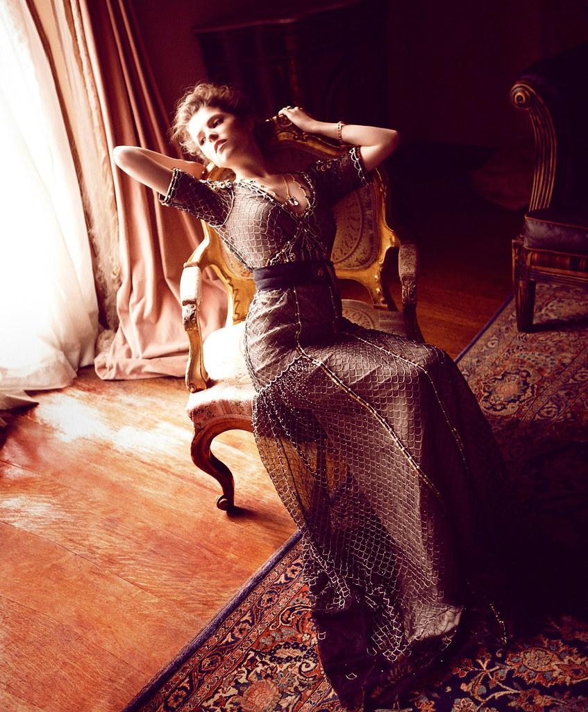 Анна Кендрик — Фотосессия для «InStyle» RU 2012 – 4