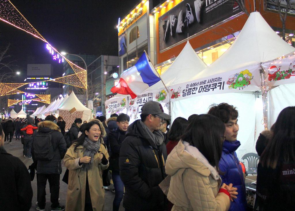 sinchon-christmas-market