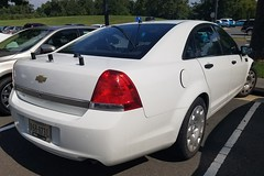 Prince William County Police Unmarked Chevrolet Caprice
