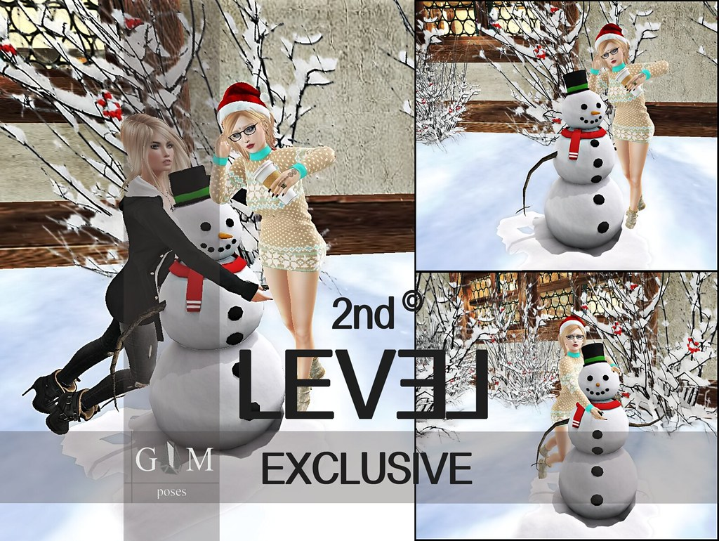 Snowman <3 event runs from 13 Jan to 30th Jan 2017 - SecondLifeHub.com