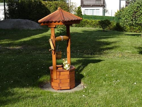 Vergessene Träume erwachen am Märchenbrunnen in Kauscha 00282