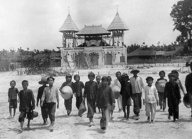 TÂY NINH 1930 - Tiền thân của Tòa Thánh Cao Đài Tây Ninh ngày nay