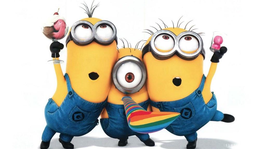 [Movie Review] Minions (3D) - Alvinology