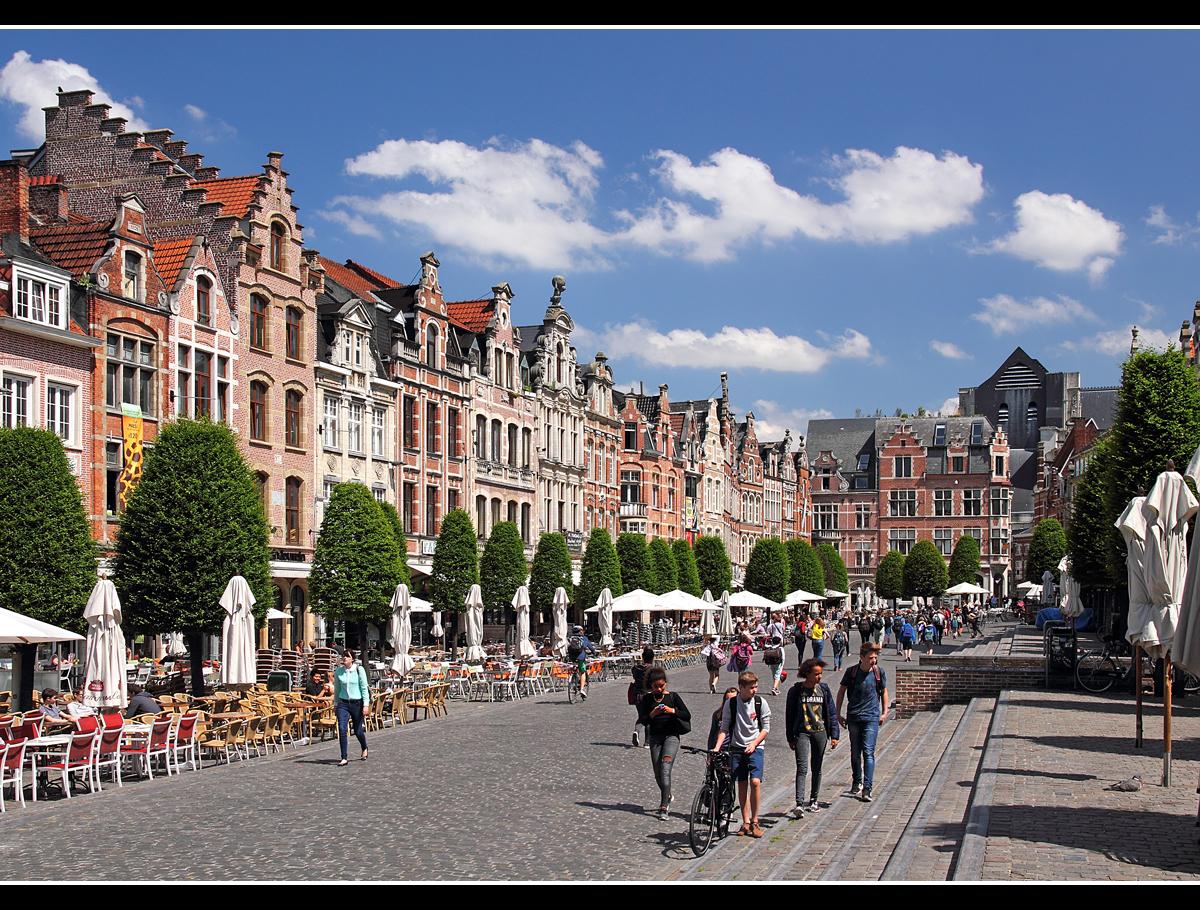 Leuven Belgium  city photos gallery : ... library leuven grote markt grote markt leuven leuven leuven oude markt