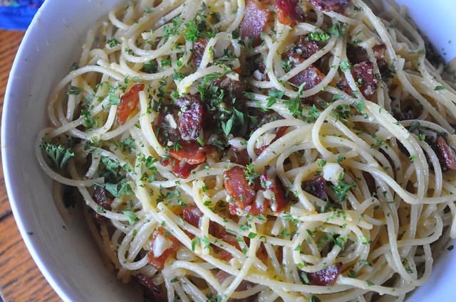Quick and Easy Pasta Carbonara