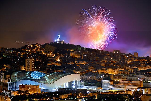 Stade Vélodrome - Olympique de Marseille - 14 juillet 2015