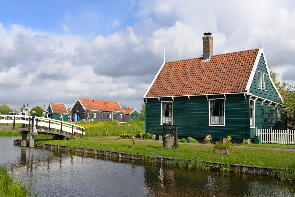 Get out of the city | Zaanse Schans, Netherlands