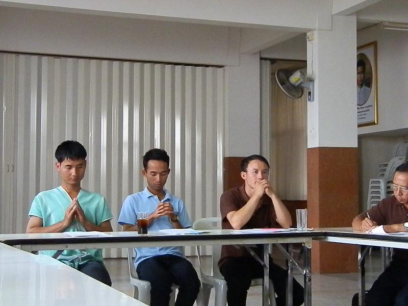 ประชุมกรรมการครูคำสอน