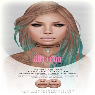 AlterEgo I Kensi Ash Tan - Limited Edition