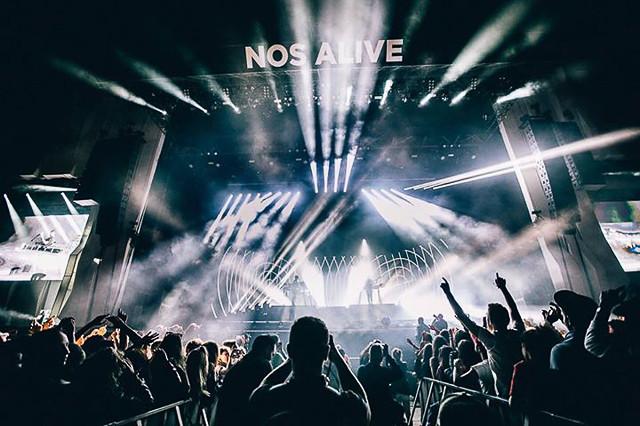 Disclosure - NOS Alive'15
