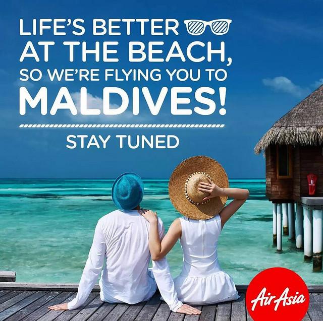 airasia maldives 2015