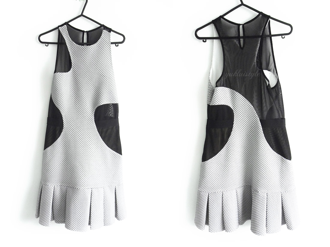 Three Floor dresses