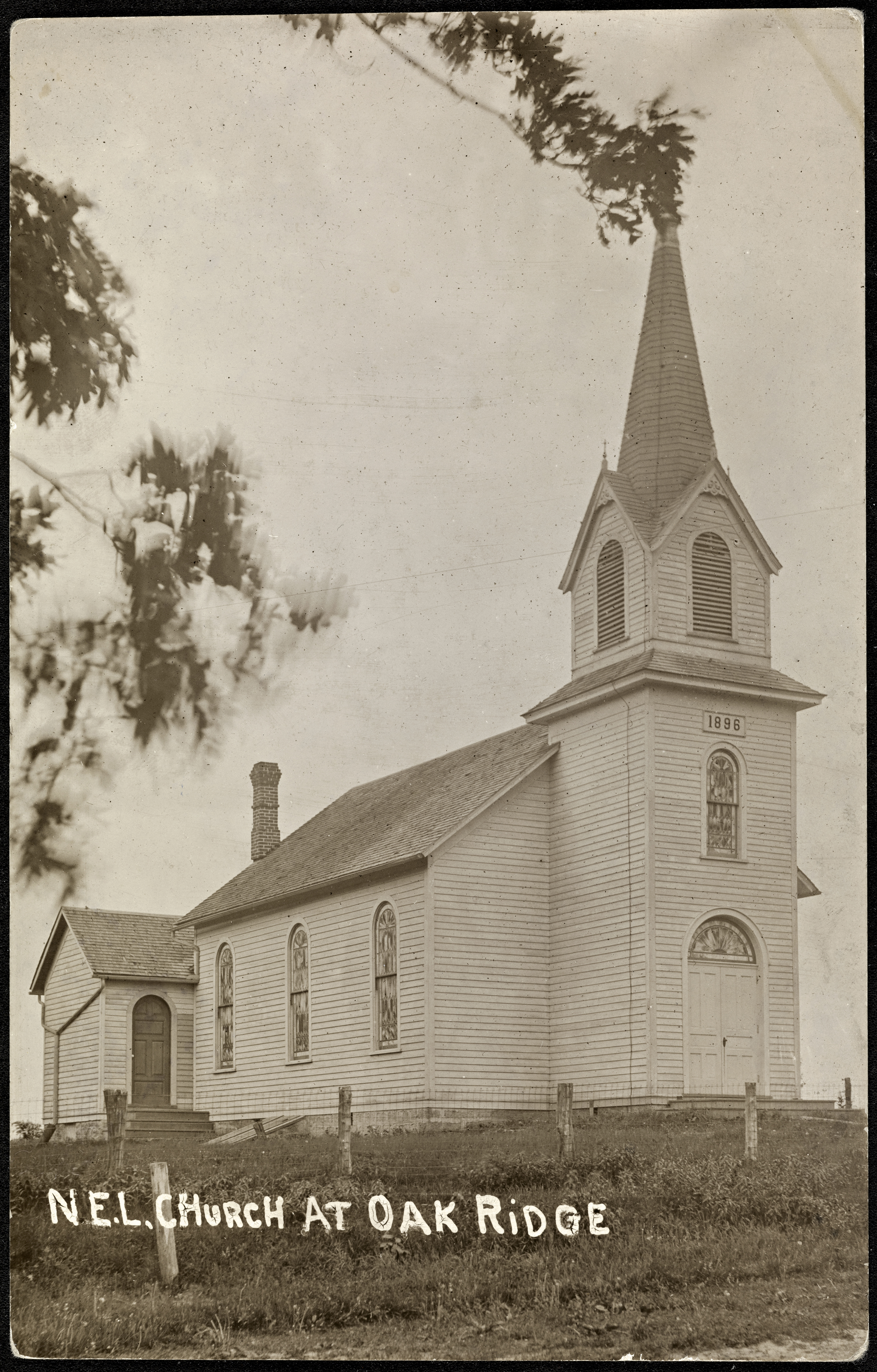 N. E. L. Church at Oak Ridge