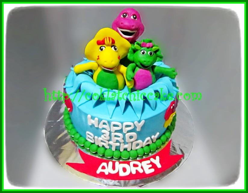 Cake Barney