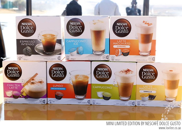 New MINI Limited Edition by NESCAFÉ Dolce Gusto