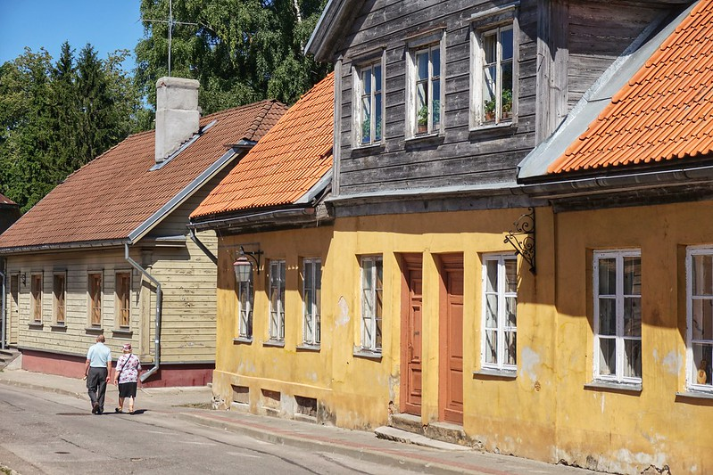 The Tiny Latvian Town with Eight Hundred Years of History