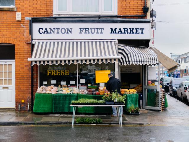 canton fruit market