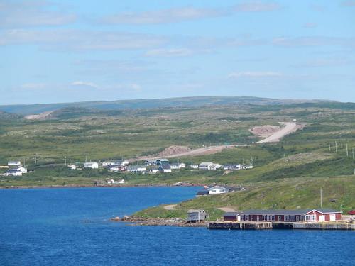 Red Bay - begin Labrador Highway - 1